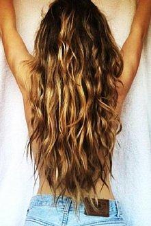 jakie włosy *o* chcę takie