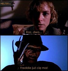 Koszmar z Ulicy Wiązów (1984) - po tym filmie bałam się ciemności przez kilka lat :)