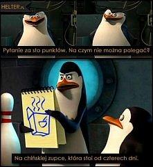 Pingwiny z Madagaskaru – Ni...