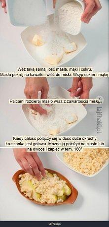 Jak zrobić kruszonkę?