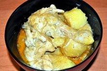 Kurczak W Żółtym Curry - to...