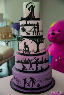 Świetny tort ^^