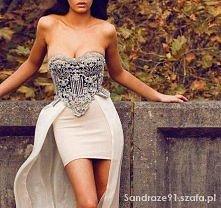 WOOOW! Co za sukienka! *o*