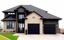 Podoba mi się ten dom : )