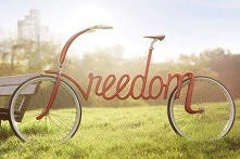 Freedom! :D