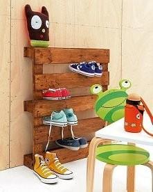 stojak na buty