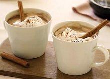 Aromatyczna kawa z cynamone...