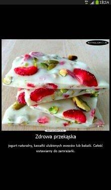 zdrowa czekoladka;)