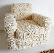 Ocieplane krzesło :)