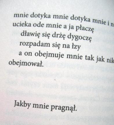 Cytat Z Książki Dotyk Julii Na Czarnobiało Zszywkapl