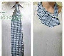 mw. wykorzystaj stary krawat