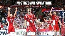 Polska, biało czerwoni! Dziękujemy!