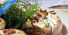 ziemniaki nadziewane boczki...