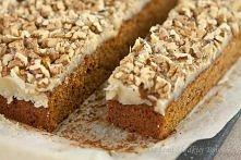 Ciasto marchewkowe -jeszcze inna wersja
