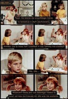 Pippi Langstrumpf – Pippi Idzie z Wizytą (1969)