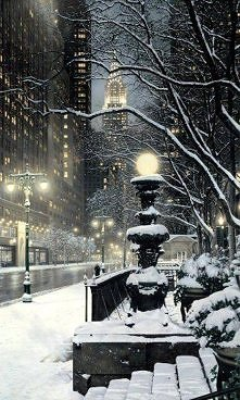 New York .... cudnie