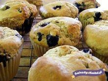 Muffiny to amerykańskie babeczki, które początkowo podbiły kraje angielskojęz...