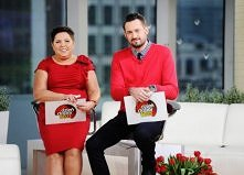 Dorota Wellman i Marcin Prokop. Mój ulubiony duet telewizyjny. Zabawni, inteligentni i naturalni.