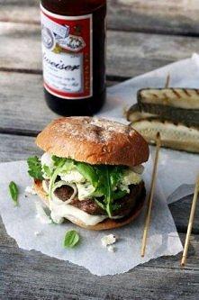 Przepis na domowego burgera - wygląda i smakuje jak z restauracji!!!