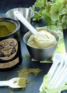 Jak zrobić lody z zielonej herbaty?
