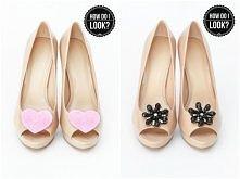 Klipsy do butów ślubnych How Do I Look