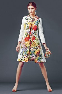 Dolce & Gabbana FW2015 woman collection