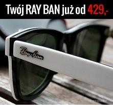 Twój Ray Ban już za 429,- ....