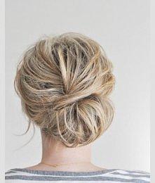 idealna fryzura