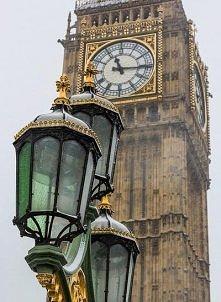 Big Ben, Londyn, Anglia