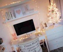 Śliczne biurko <3