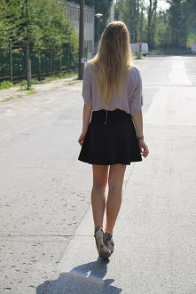 Walk alone ..