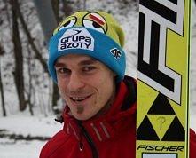 Piotr Żyła, skoczek narciarki Chyba nie ma drugiego takiego pozytywnie zakręc...