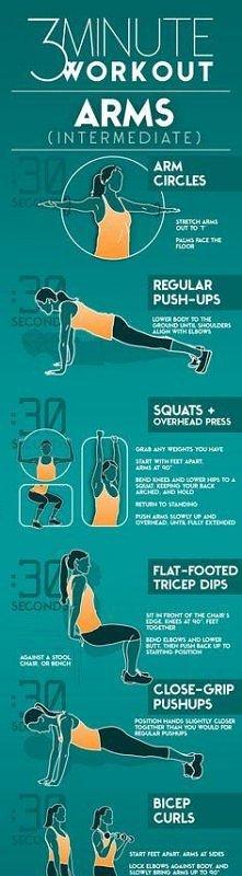 3-minutowe ćwiczenia ramion