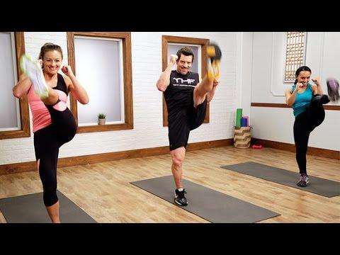 10-Minute P90X3 Workout For Maximum Calorie Burn   Class FitSugar