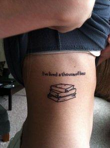 Co myślicie o takim tatuażu?