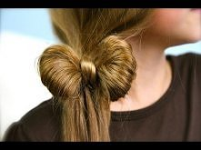 Ponytail Bow | Back-to-Scho...