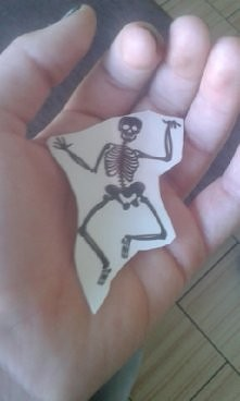 tatuaż :) Halloween ♡