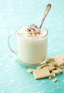 White Hot Chocolate.