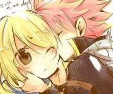 Fairy Tail - Natsu i Lucy <3