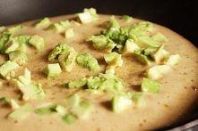 Omlet z awokado <3