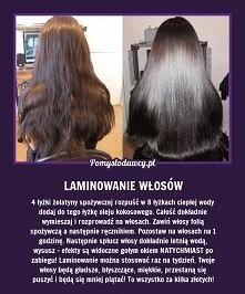 Sposób na proste włosy!