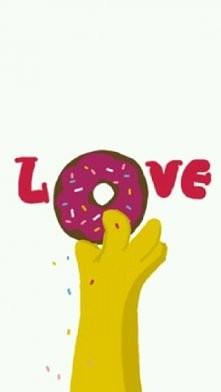 Uwielbiam donuty, a wy?