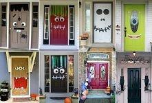 pomysły na drzwi w stylu ha...