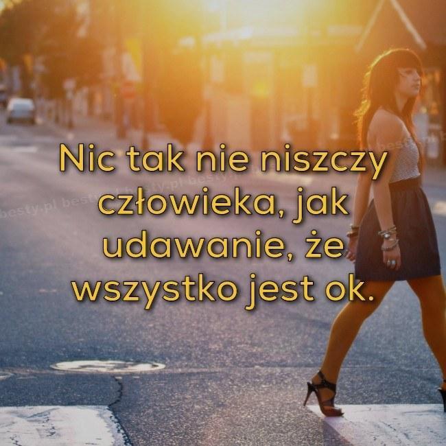 Nic Na Cytaty I Zdj Zszywkapl
