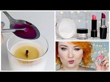 DIY balsam do ust ★ Red Lip...
