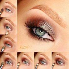 Makijaż inspirowany latami 90-tymi! Film już na kanale - kitulec makeup Opis do tutorialu na kitulec beauty blog
