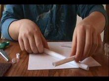 How to make Make A Paper Gun