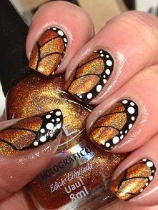 jak skrzydła motyla