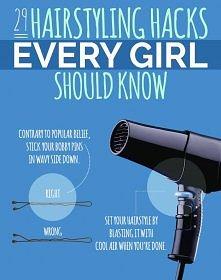 29 trików, które możesz wykonać na swoich włosach