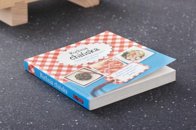 Książka Kucharska Kuchnia Chińska Na Smaki Azji Zszywkapl